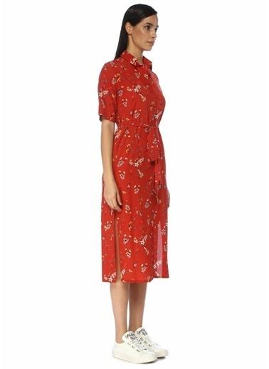 Beymen Club Elbise Kırmızı